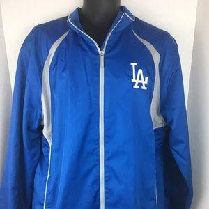 Reebok Los Angeles Dodgers Windbreaker MLB